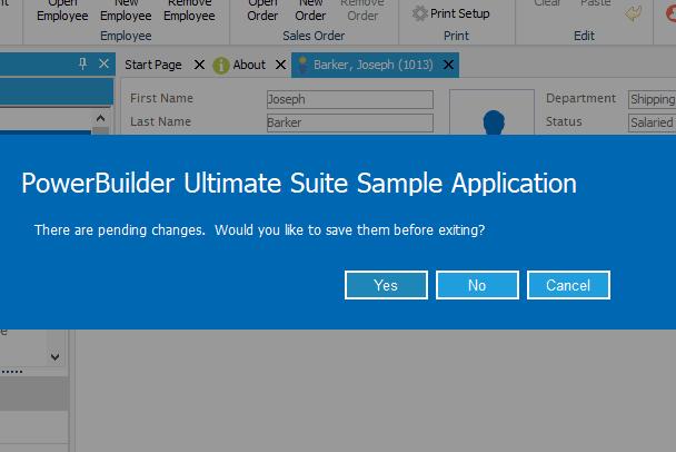 PB Ultimate Suite Message